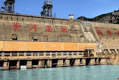 【美丽三门峡】三门峡大坝风景区